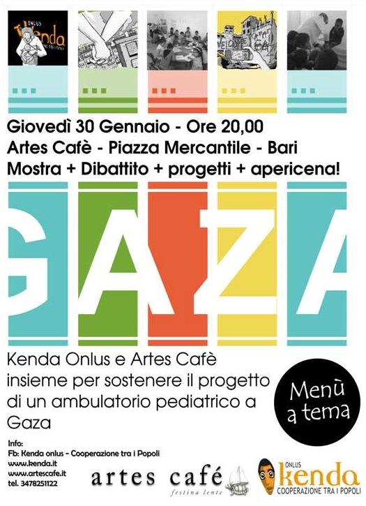 Evento Artes Café Bari