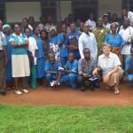 Staff Ospedale di Nzara