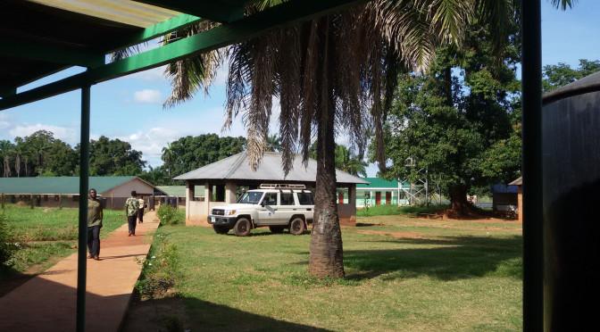 Una Banca del Sangue in Sud Sudan
