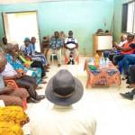 Incontro su problematiche di sviluppo locale
