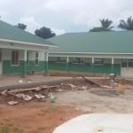 Finalizzazione pavimentazione esterna