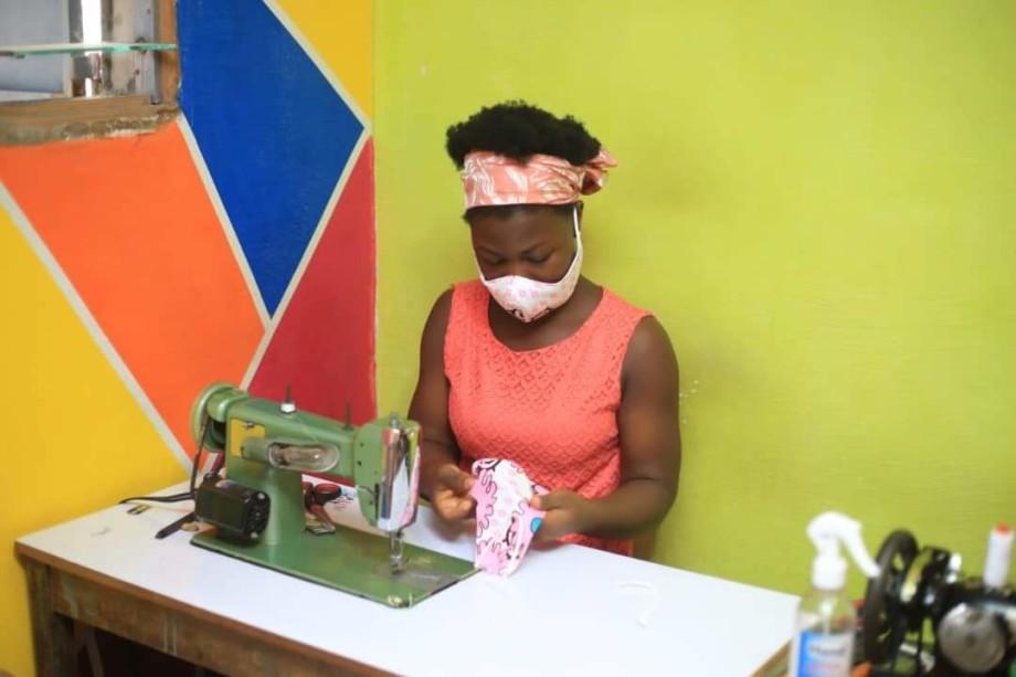 Confezionamento mascherne per sensibilizzazione